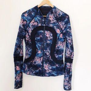 Lululemon Find Your Bliss Reversible Jacket Floral